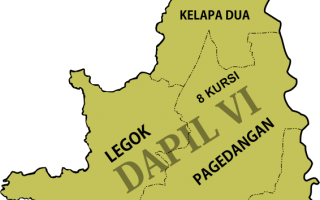 Dapil DPRD Tangerang 6